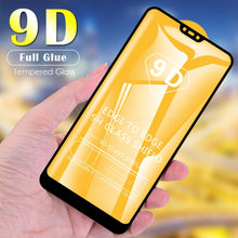 Load image into Gallery viewer, 9D Glass For vivo Y19 Y17 Y15 Y12 Y11 Y97 Y95 Y93 Y91 Y91C Y90 Y85 Y81 Y81i Tempered Glass Screen Protector Film