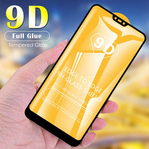 9D Glass For vivo Y19 Y17 Y15 Y12 Y11 Y97 Y95 Y93 Y91 Y91C Y90 Y85 Y81 Y81i Tempered Glass Screen Protector Film