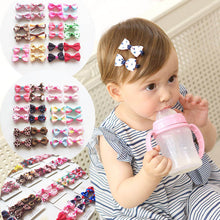 Load image into Gallery viewer, MIXIU 4pcs/set Cute Children Hair Clip Hair Accessories