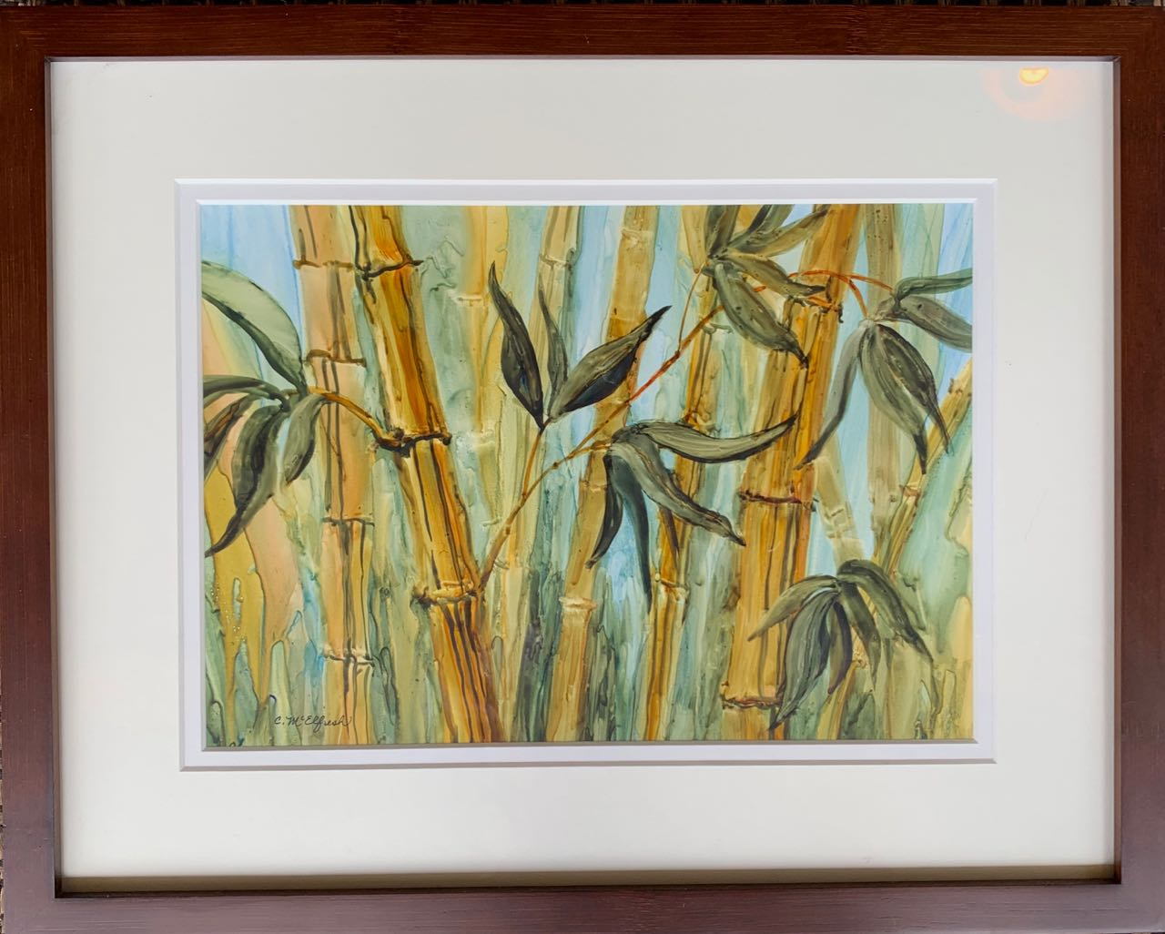 Cheryl McElfresh: Beautiful Bamboo