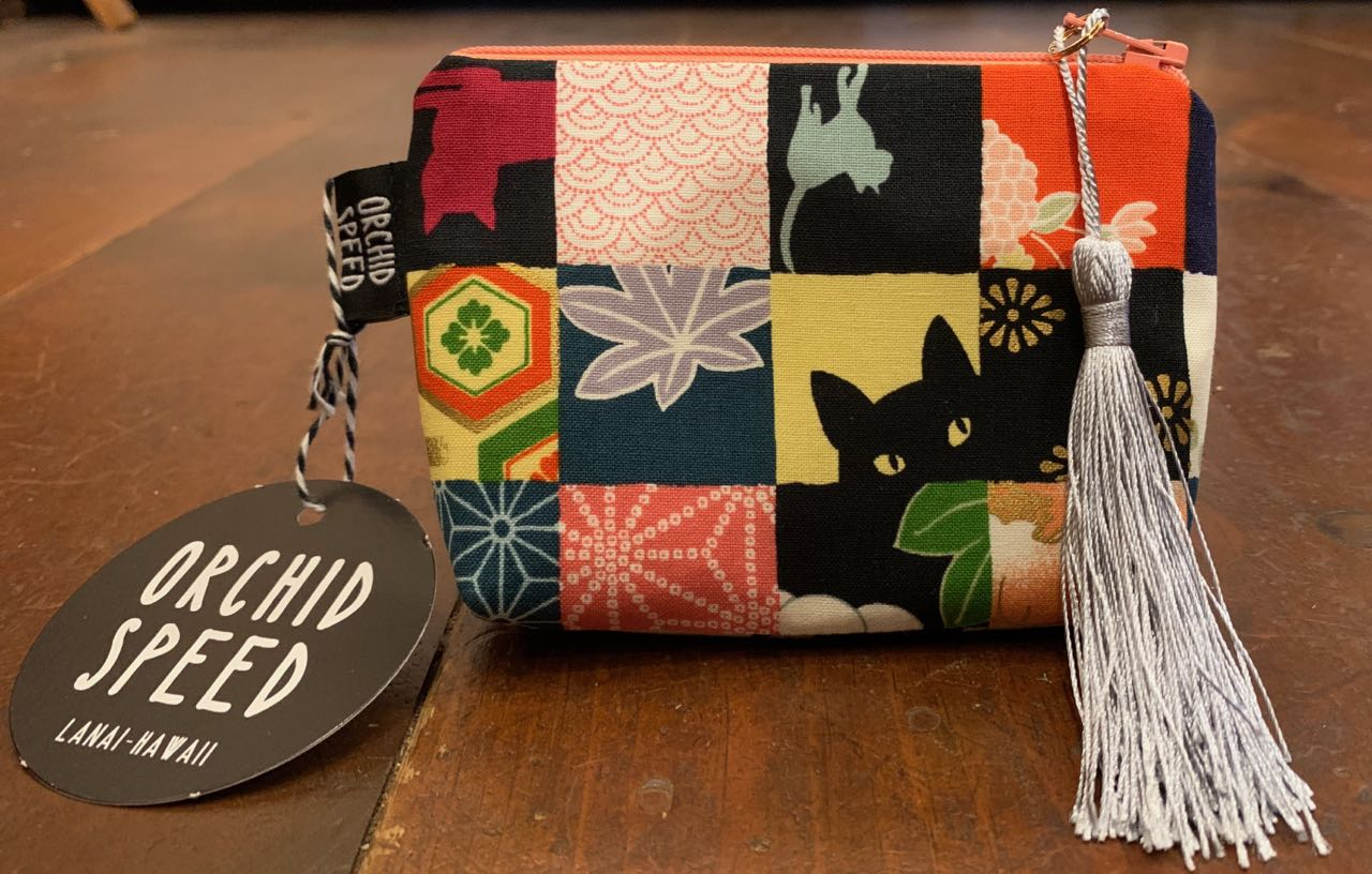 "Cory Lovejoy: ""Cat +Crane"" Clutch"