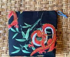 "Cory Lovejoy: ""Red Dragon"" Clutch"