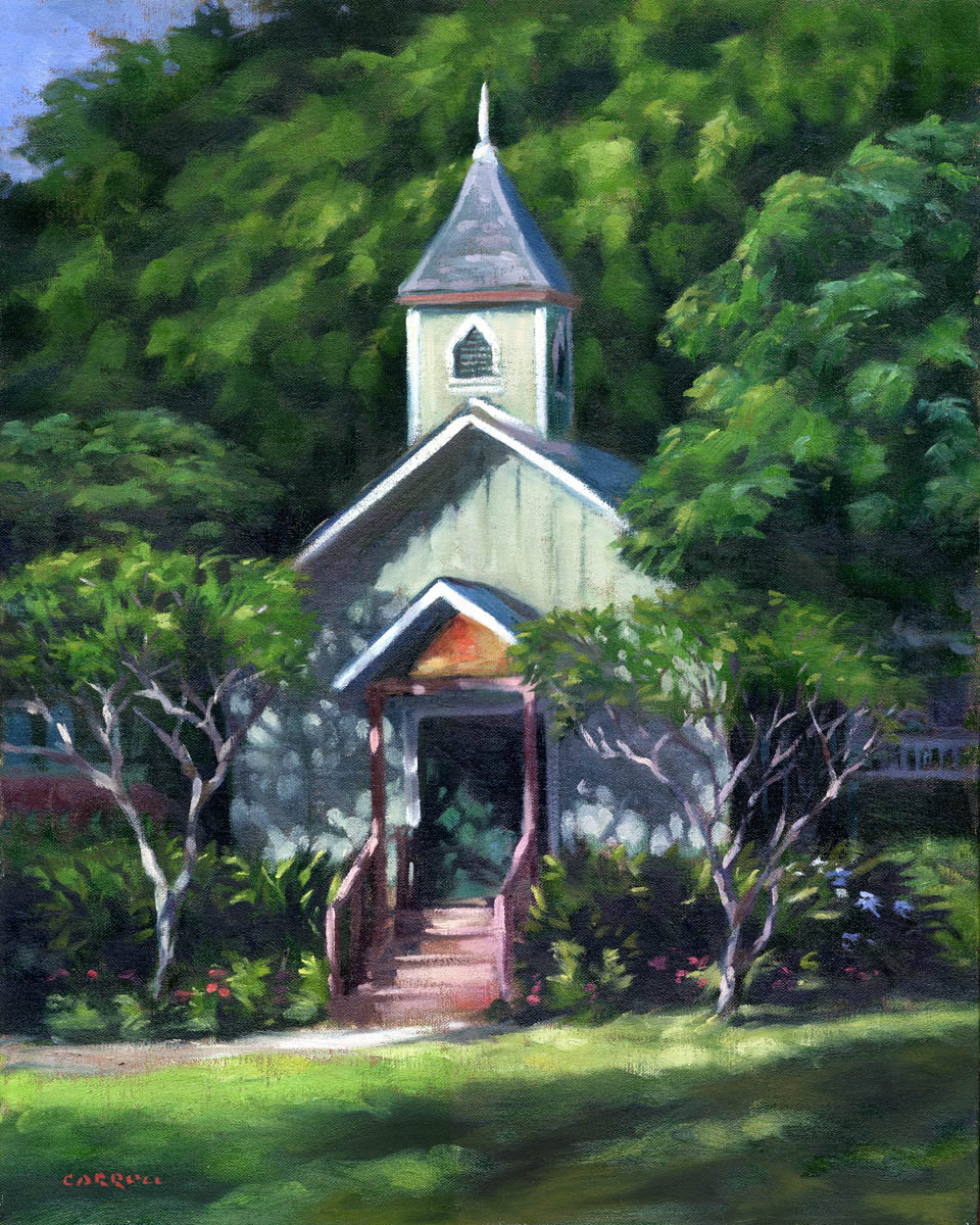 Kalokahi Church, Lana'i