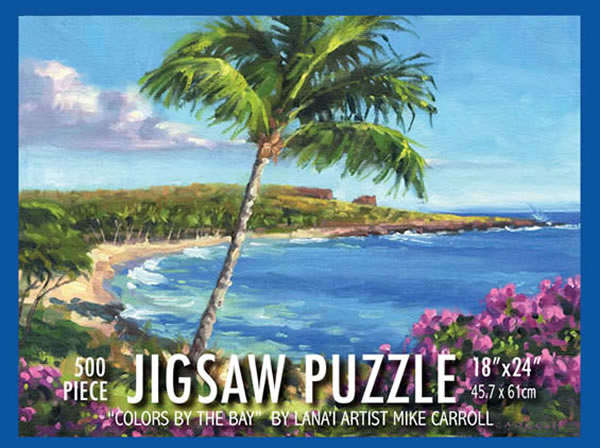 Jigsaw Puzzle: Colors By The Bay