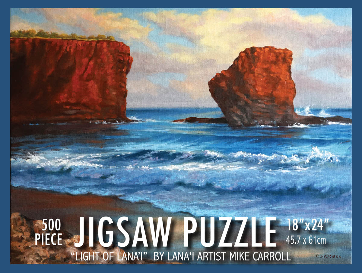 Jigsaw Puzzle: Light Of Lana'i