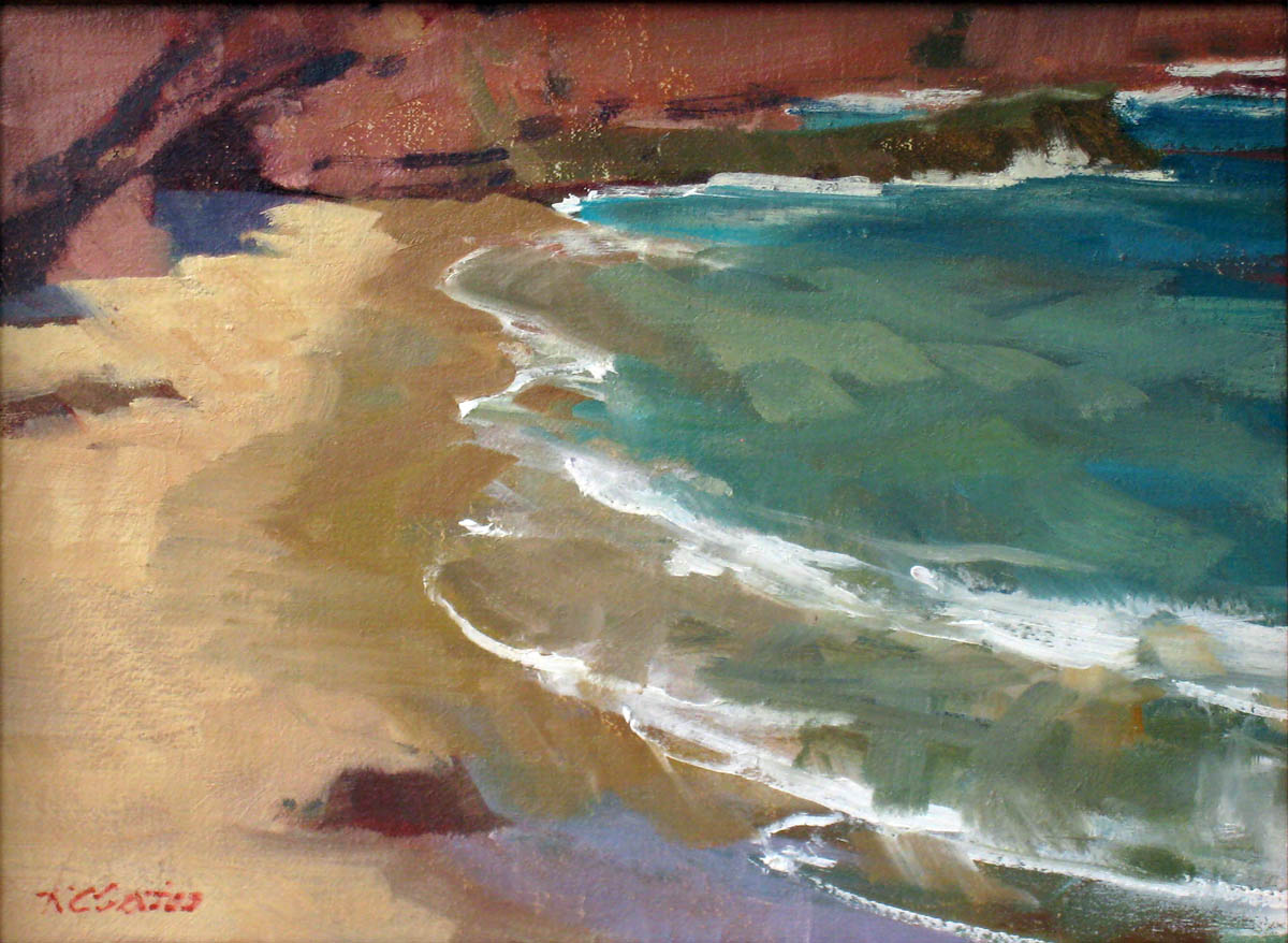 Randall Sexton: Water and Sand
