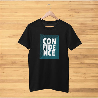 Confidence Design 018 T-Shirt - T-shirts