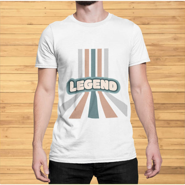 Legend Design on T-Shirt - T-shirts