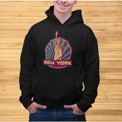 Men's New York Hoodie - Hoodie