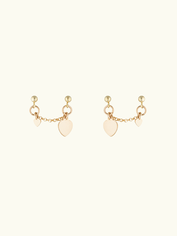 Kat Double Earrings | Women's Drop Earrings - Love Isabelle Jewellery
