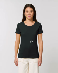 CLEARING RAIN | Damen-Shirt organic