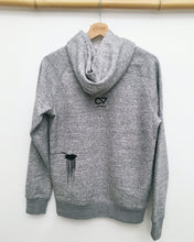 Laden Sie das Bild in den Galerie-Viewer, fog storm hoodie organic cotton fair taiwishi wind weather