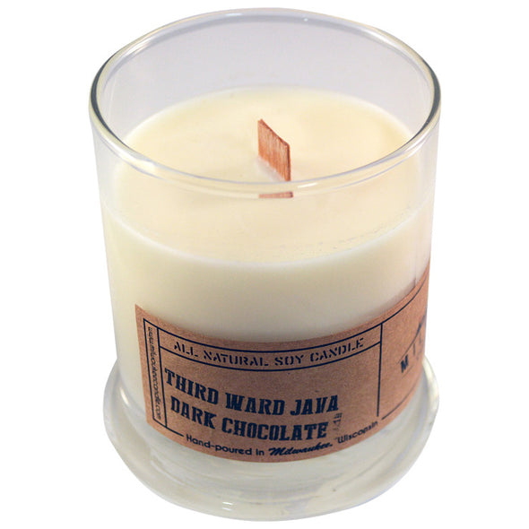 3rd Ward Java Candle