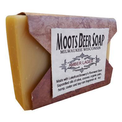 Amber Lager Soap