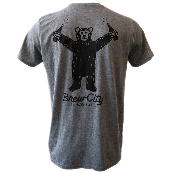 Bear Pocket T