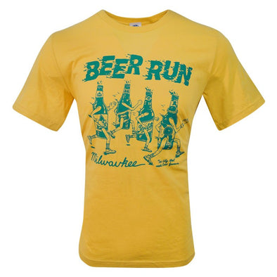 Beer Bottle Run T