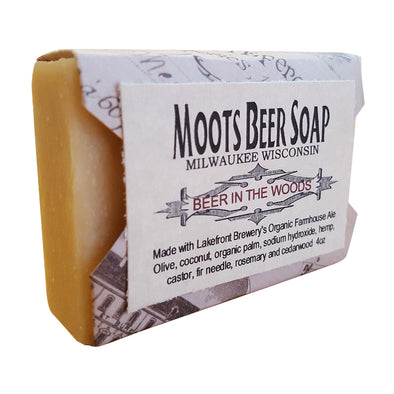Beer in the Woods Soap