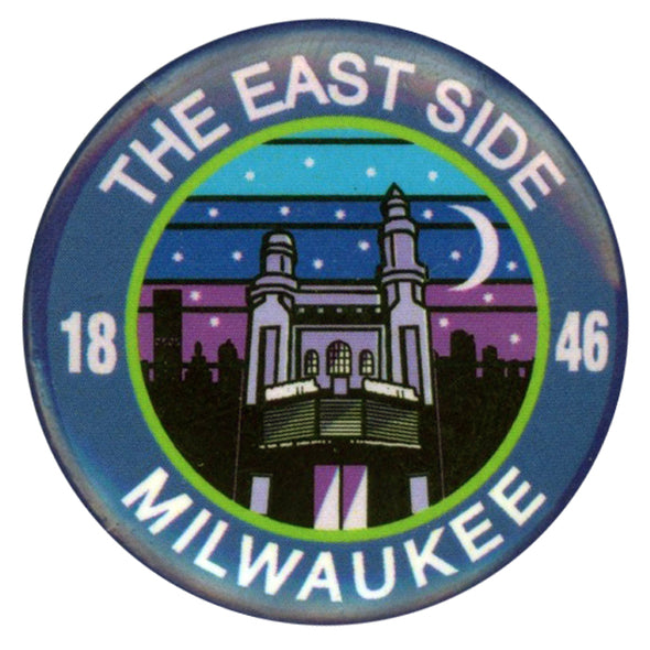 East Side Button