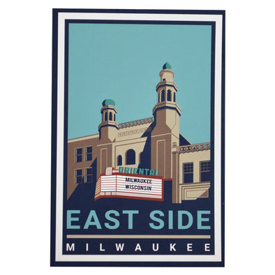 East Side Postcard