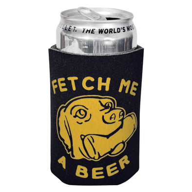 Fetch me a Beer Coozie