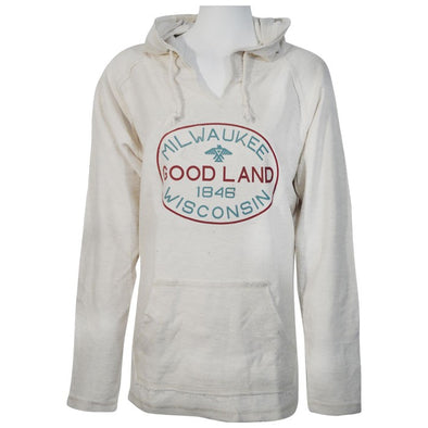 French Terry Good Land Hoody