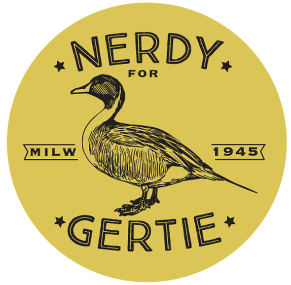Gertie Button