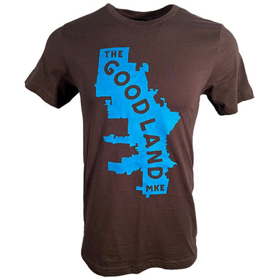 Good Land County T - BROWN
