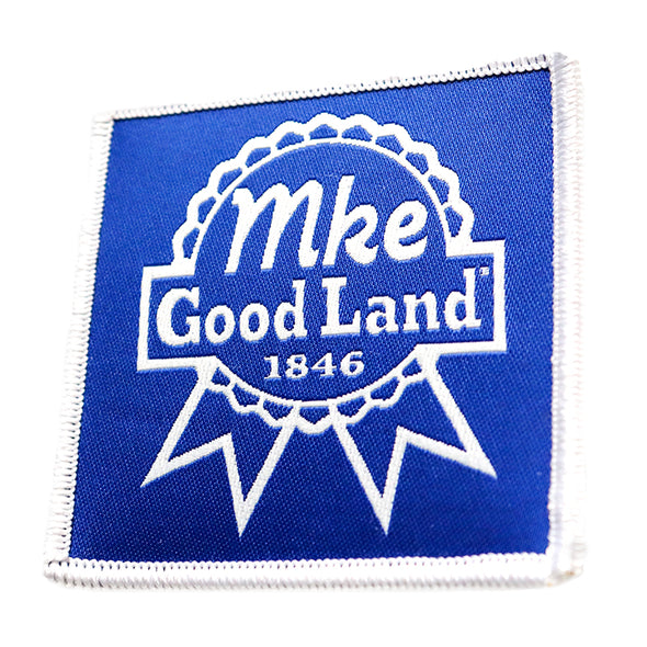 Good Land Ribbon Patch