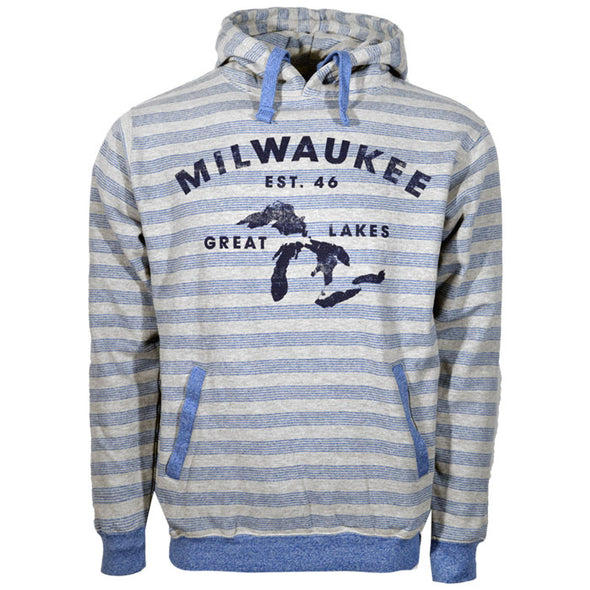 Great Lakes Marbled Hoody