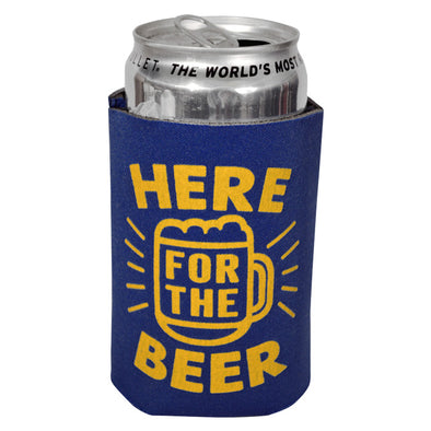 Here for the Beer Coozie