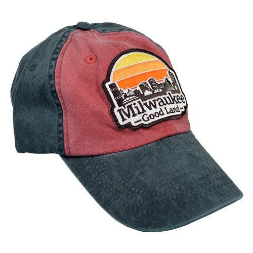Hunky Dory Milwaukee Patch Hat
