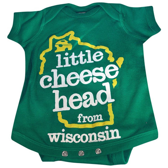 Little Cheesehead Baby