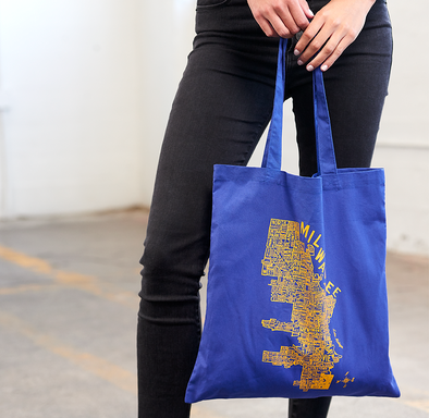 Milwaukee Neighborhoods Tote