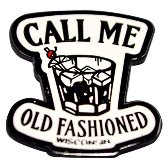Old Fashion Pin