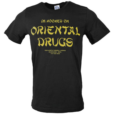 Oriental Drugs T Shirt