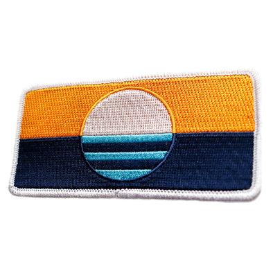 People's Flag  Patch