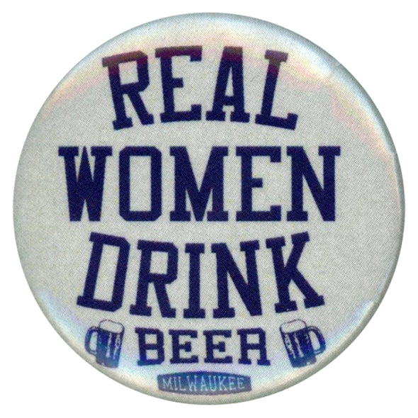 Real Women Button