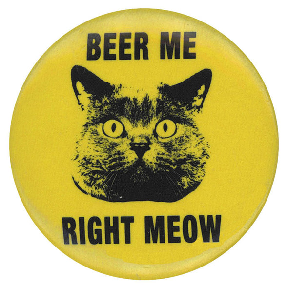 Right Meow Button