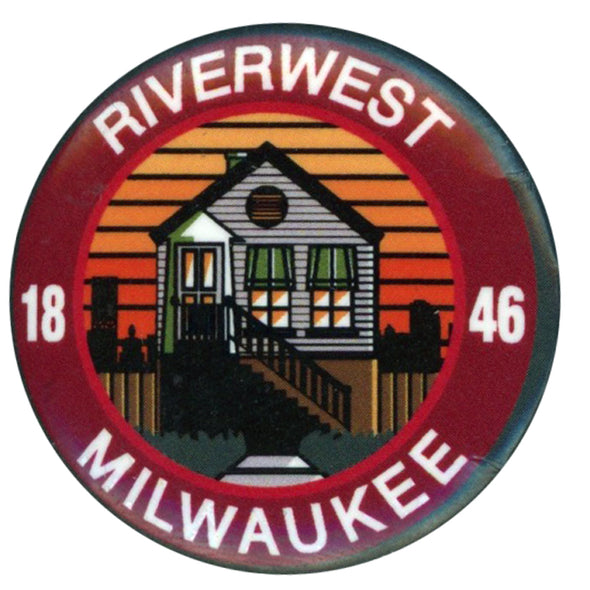 Riverwest Button