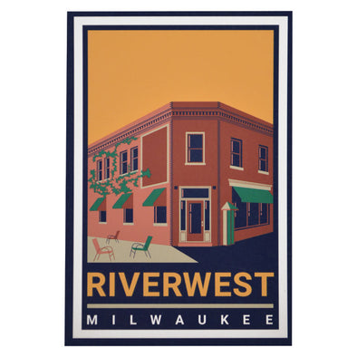 Riverwest Postcard