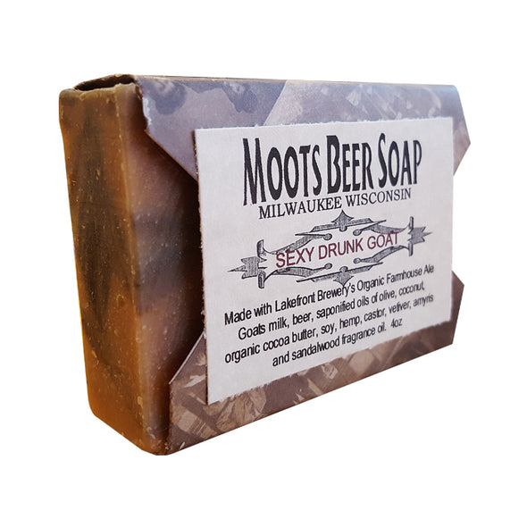 Sexy Drunk Goat Soap