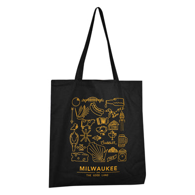 Signal Icons Tote
