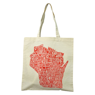 WI Counties Tote