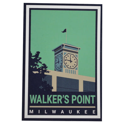Walkers Point Postcard