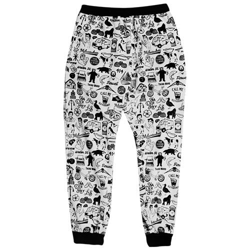 Wisconsin Icon Jogging Pants