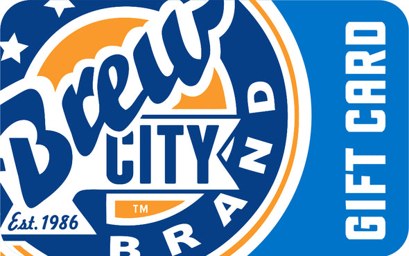 Brew City Brand Gift Card