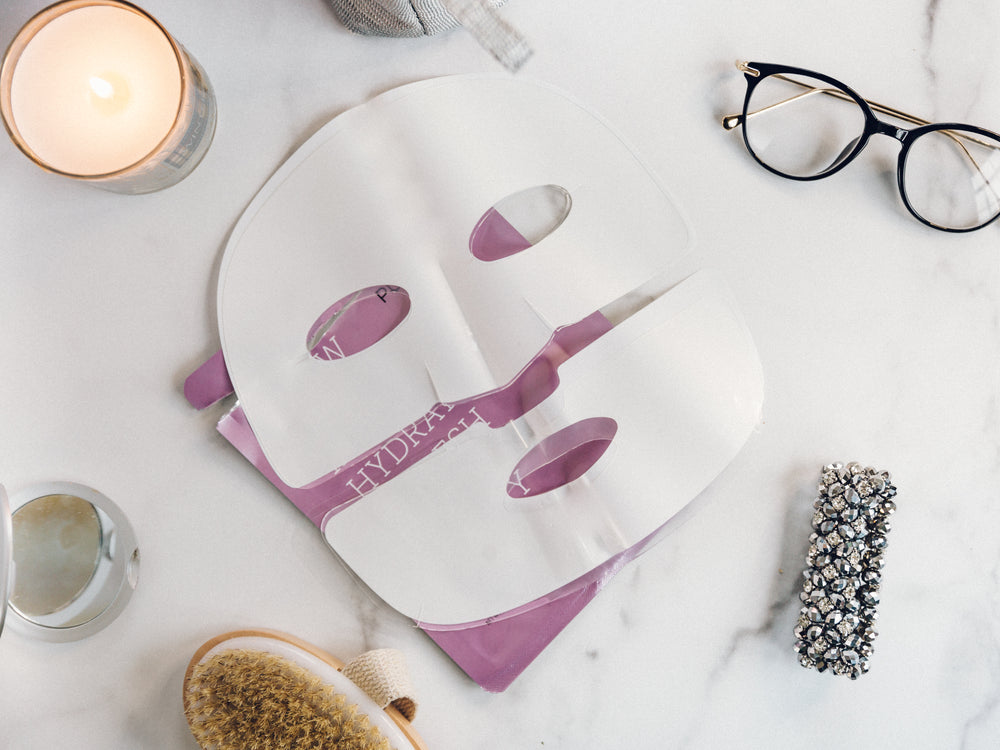PURE + renew Collagen Boosting Face Mask - Single Pouch (Free Gift)