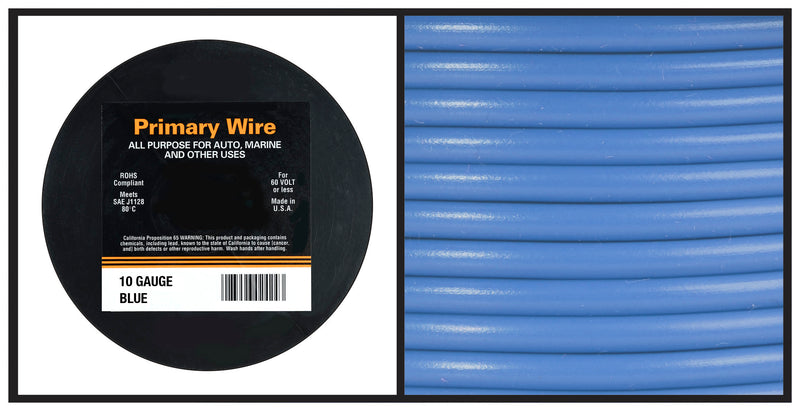 Hook Up Wire - 10 Gauge