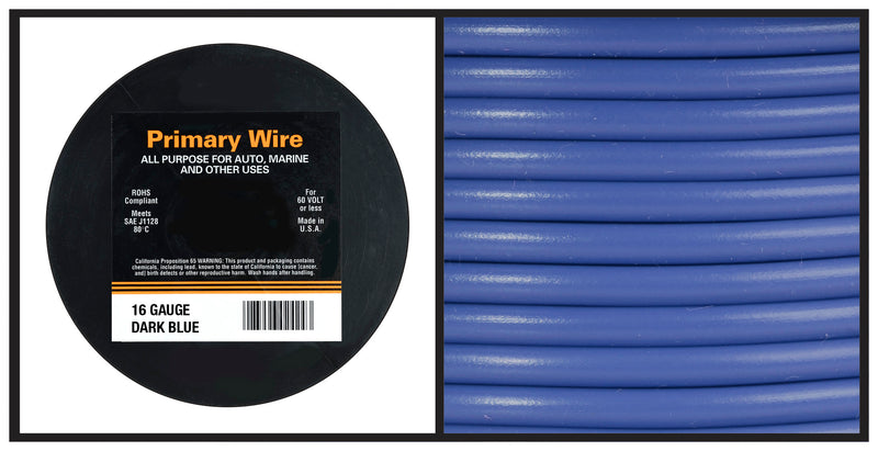 Hook Up Wire - 16 Gauge