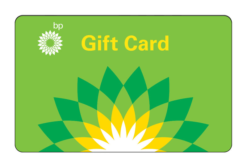 $25 Gas Card - *Special Offer for orders over $500